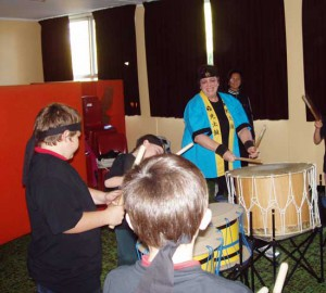 Burnie Community House Taiko workshops
